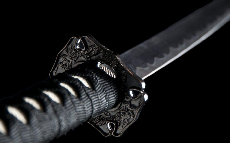 ο δρόμος του σπαθιού - katana