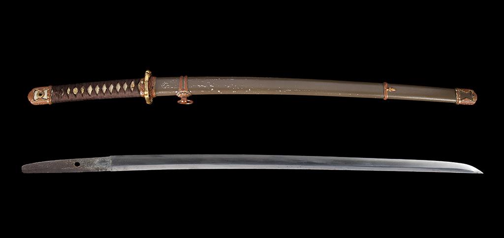 gunto-sword