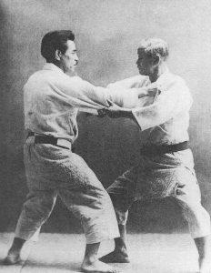 Jigoro Kano - Kyuzo Mifune