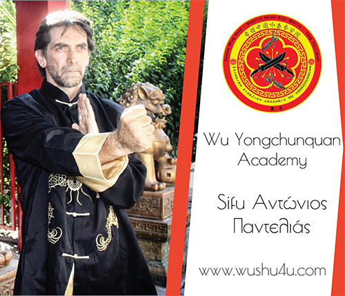 sifu Antonios Pantelias wing chun