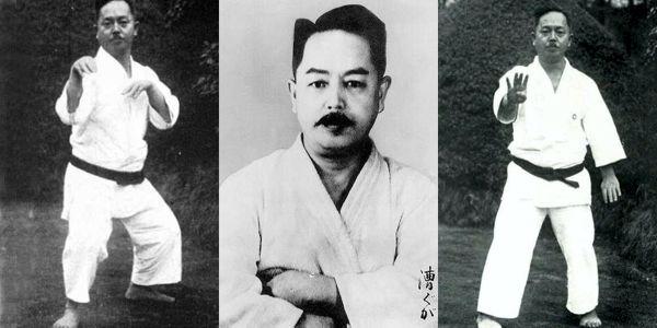 Kenwa Mabuni Shito ryu