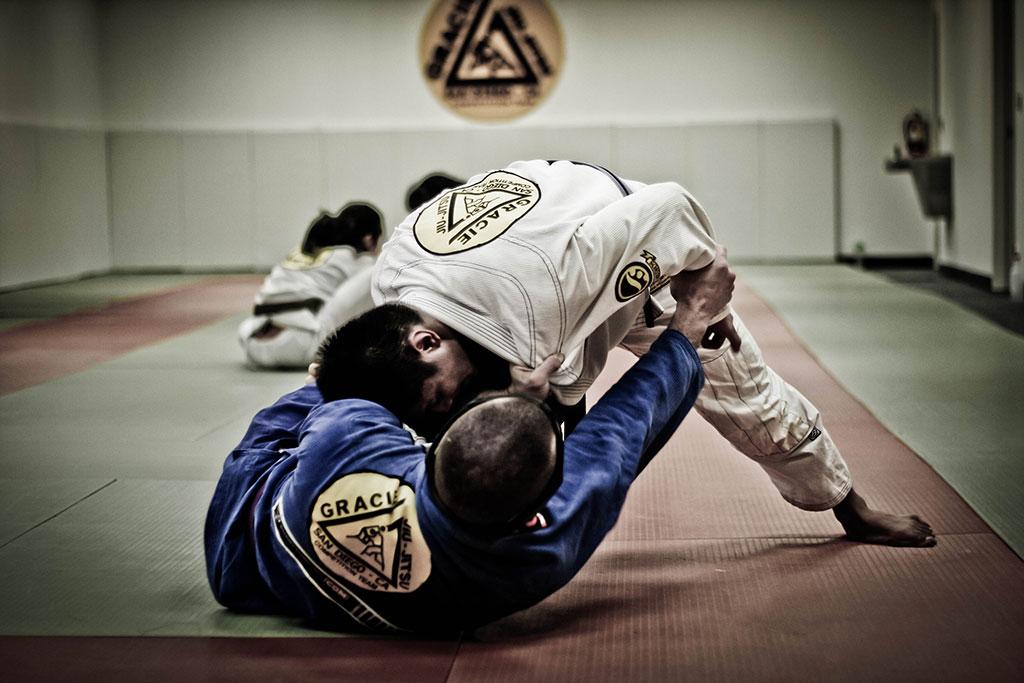gracie brazilian jiu jitsu blackbelt